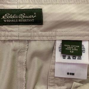Eddie Bauer Pants - EDDIE BAUER Wrinkle Resistant Straight Pants